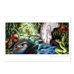 """""""Lovers"""" Postcards (Package of 8)"""