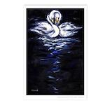 """""""Swan"""" Postcards (Package of 8)"""