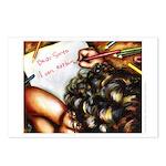 """""""Dear Santa"""" Postcards (Package of 8)"""