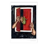 """""""Self Portrait"""" Postcards (Package of 8)"""