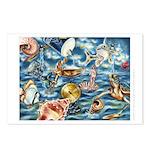 """""""Recipe of Ocean"""" Postcards (Package of"""