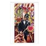 """""""Libra"""" Postcards (Package of 8)"""
