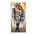 """""""Aquarius"""" Postcards (Package of 8)"""