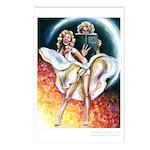 """""""Gemini"""" Postcards (Package of 8)"""