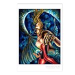 """""""Pisces"""" Postcards (Package of 8)"""