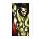 """""""Dancer No.One"""" Postcards (Package of 8)"""