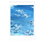 """Blue Sky"" Postcards (Package of 8)"