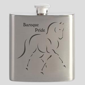 Baroque Pride Flask