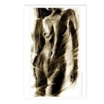 """""""Nude Drawing"""" Postcards (Package of 8)"""