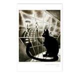 """""""Cat"""" Postcards (Package of 8)"""