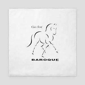 Go for Baroque Queen Duvet