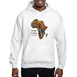 Friends of Africa International Hooded Sweatshirt