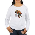 Friends of Africa International Women's Long Sleev