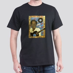 Robert Johnson Hell Hound On My Trail Dark T-Shirt