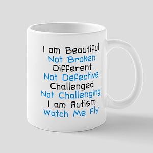 Iam Autism Watch Me Fly Mug