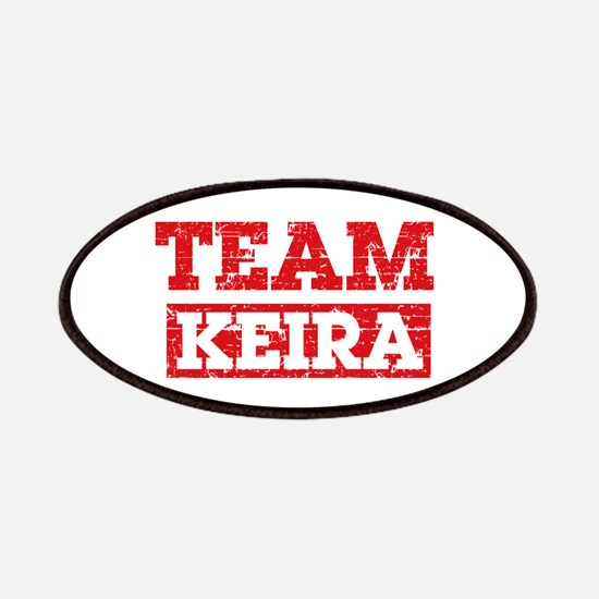 Team Keira Patches