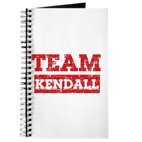 Team Kendall Journal