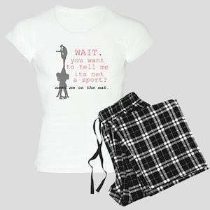Meet Me on the Mat Women's Light Pajamas