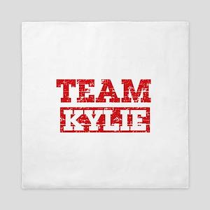 Team Kylie Queen Duvet