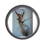 Pearl Lover-R Wall Clock