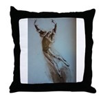 Pearl Lover-R Throw Pillow