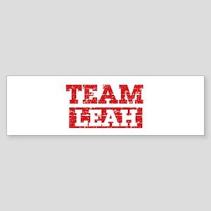 Team Leah Sticker (Bumper)