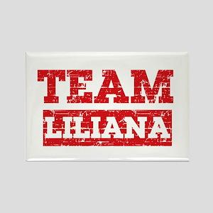 Team Liliana Rectangle Magnet