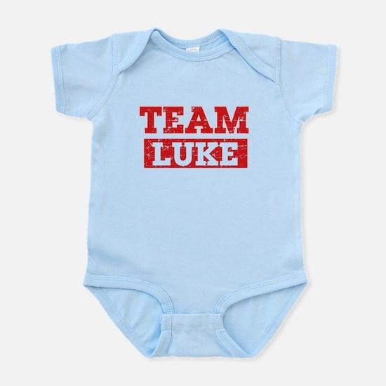 Team Luke Infant Bodysuit