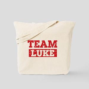 Team Luke Tote Bag