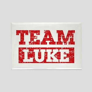 Team Luke Rectangle Magnet