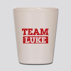 Team Luke Shot Glass