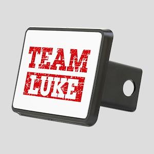 Team Luke Rectangular Hitch Cover