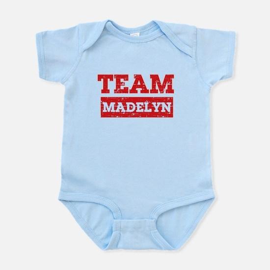 Team Madelyn Infant Bodysuit
