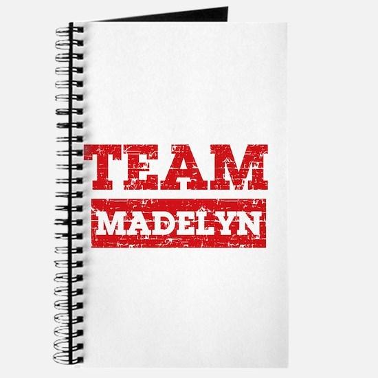 Team Madelyn Journal