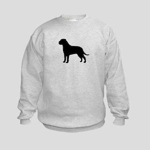 Bullmastiff Kids Sweatshirt