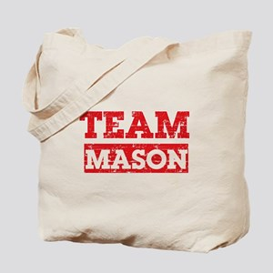 Team Mason Tote Bag