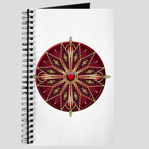 Native American Rosette 13 Journal