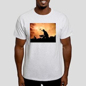 Painting the Sky Light T-Shirt