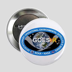 "GEOS-R Logo 2.25"" Button"