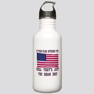 Flag3 Stainless Water Bottle 1.0L