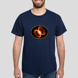 Southern Crab Nebula Dark T-Shirt