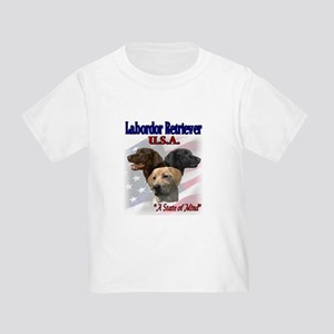 Labrador Retriever Gifts Toddler T-Shirt