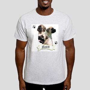 Mastiff 96 Ash Grey T-Shirt