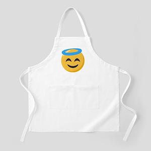 Angel Smiley Emoji Light Apron