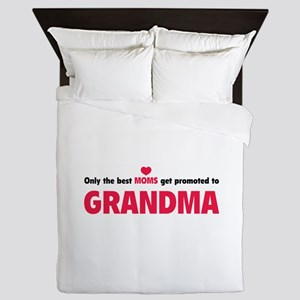 Only the best moms get promoted to grandma Queen D