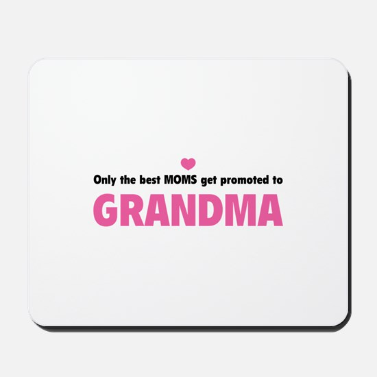 Only the best moms get promoted to grandma Mousepa