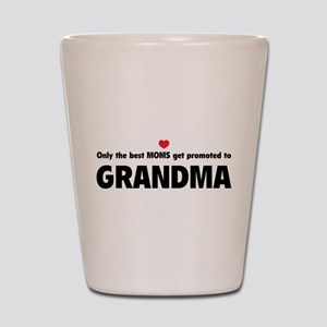 Only the best moms get promoted to grandma Shot Gl
