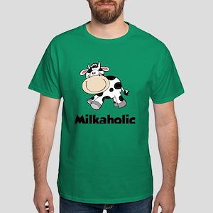 Milkaholic Dark T-Shirt