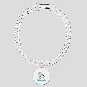 Milkaholic Charm Bracelet, One Charm