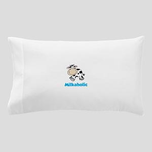 Milkaholic Pillow Case